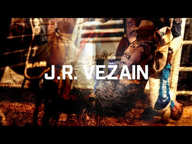 JR VEZAIN: Professional Bareback Rider, Horse Trainer, Husband and Father