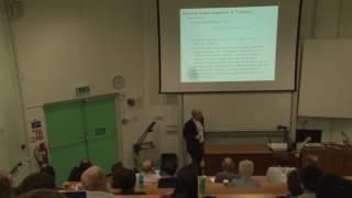 Econometric Journal Special Session: Econometrics of Games, Chair: Jaap Abbring, Tilburg University
