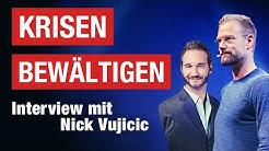 Selbstzweifel überwinden: Nick Vujicics 10 Erfolgsgeheimnisse (English Interview)