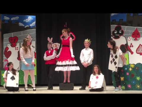 Shannon Layburn - Queen of Hearts (part 2) 'THE QUEEN'S LANGUAGE'' Alice in Wonderland