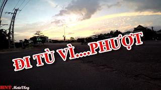MotoVlog VietNam | Nha Trang - Vạn Ninh [Part 2/2] - ĐI TÙ VÌ ... PHƯỢT - CBR150