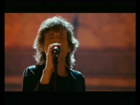 "Mick JAGGER the ROLLING STONES ""New York 2008"" medley"