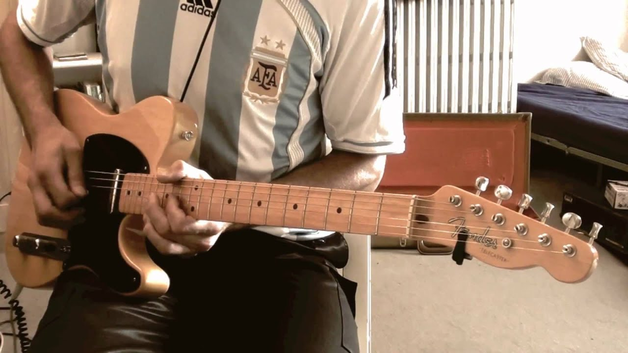 how to play oasis wonderwall on guitar