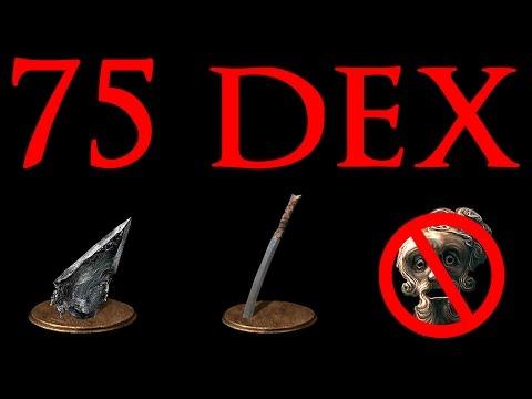 Dark Souls 3 PVP - Gank City: 75 Dex edition