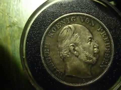 Old Silver German States Coins