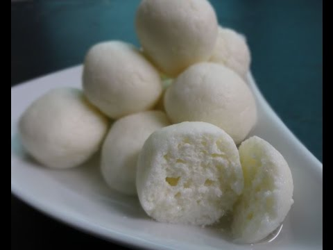 Easy Rasgulla Recipe
