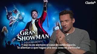 """Hugh Jackman: """"Argentina es un lugar hermoso, al que pienso volver"""""""