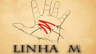 Se você tem a letra M na palma da mão PARABÉNS!