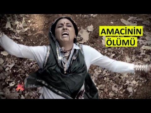 Amacinin ölümü səhnəsi - HD izlə