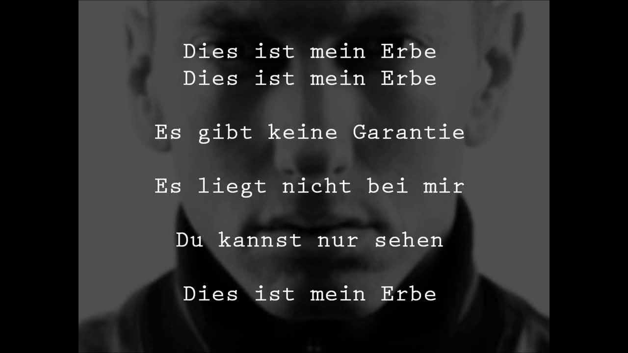 Eminem Texte Deutsch
