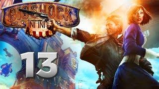 Bioshock Infinite - Walkthrough Part 13 [Mission 7: BATTLESHIP BAY] - W/Commentary