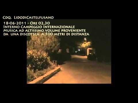 Ostia 18-06-11- ore 02,00 Campeggio Castelfusano musica ad altissimo volume.mpg