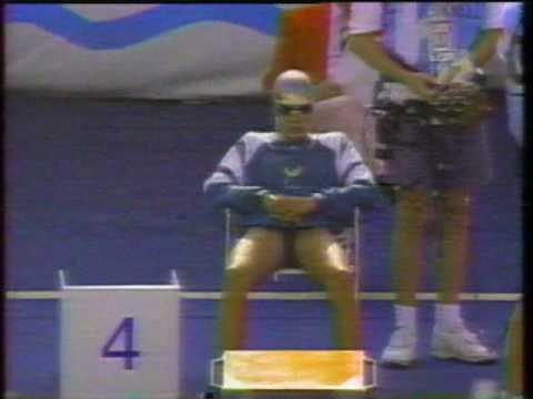 Franziska Van Almsick swimming Olympic Games 200m Freestyle w Final