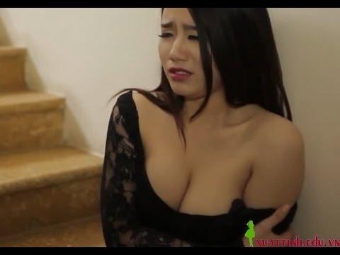 Tổng hợp các clip khoe ngực kinh điển của HOT GIRL LINH MIU