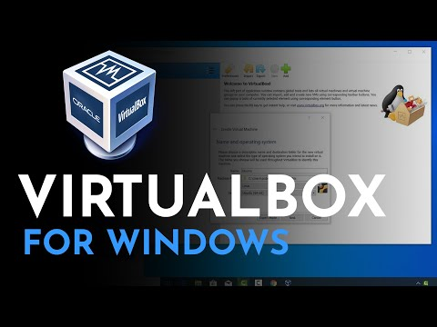 How to Install VirtualBox on Windows 10 (2021) Download VirtualBox and Expansion Pack