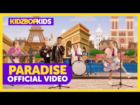 KIDZ BOP Kids - Paradise (Official Video) [KIDZ BOP 2019]