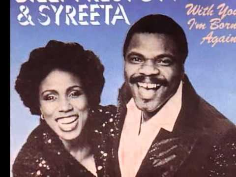 "Syreeta Wright & Billy Preston ""With You I'm Born Again"" My Special Remix Tribute...R.I.P....."