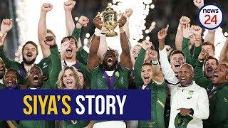 WATCH   From Zwide to World Cup champion: The Siya Kolisi story