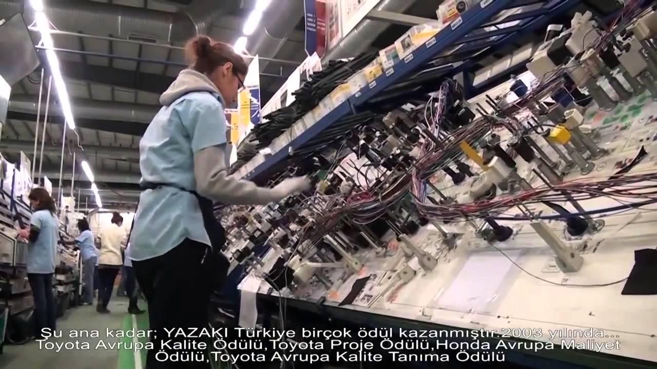 Yazaki Tanıtım Filmi on