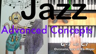 Jazz Piano Tutorial (Advanced): Like Someone in Love, Strong Rhythm Emphasis, Ear Training (piano)