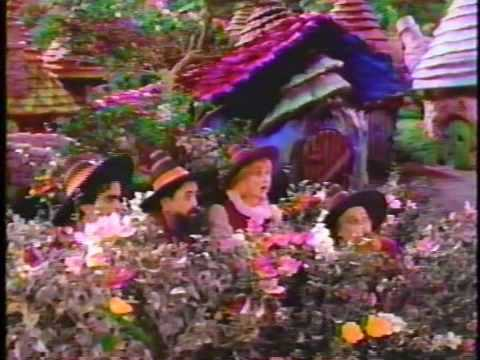 John Ritter as L Frank Baum and the Idea of The Wizard of Oz