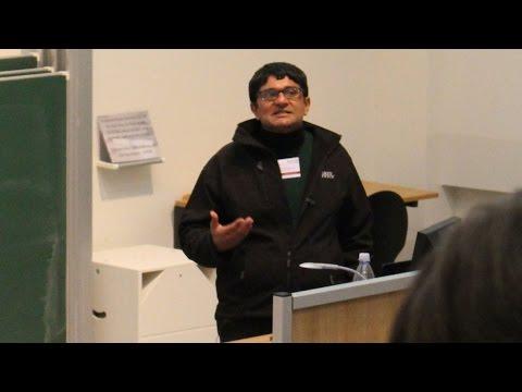 Prof. Srini Narayanan | Simulation Semantics