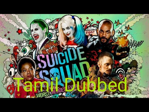 Download Suicide squad Tamil Dubbed Movie| Tamil Dubbed Movie 2020