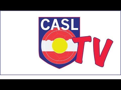 CASL - Ahly FC v Aguilas