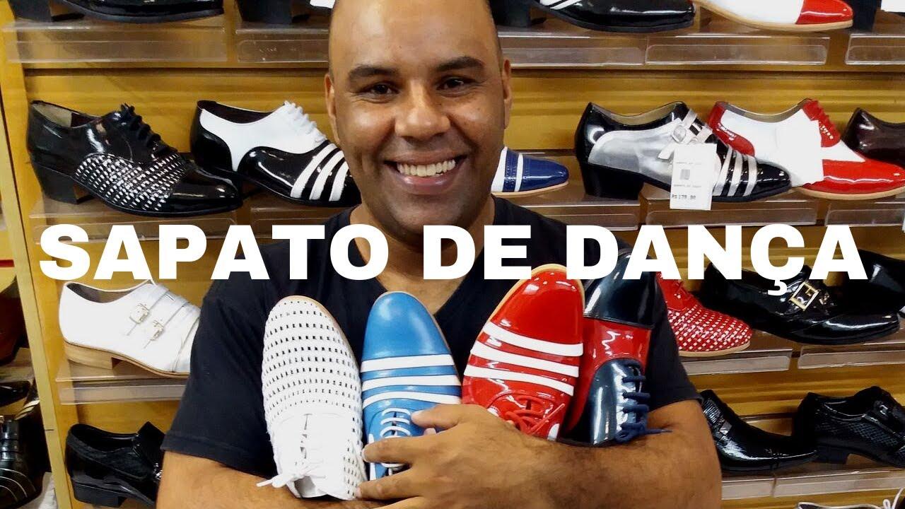 b180fbe6f0 Sapato de Dança de Salão - Dicas para Escolher - YouTube