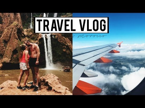 TRAVEL VLOG: MARRAKECH, MOROCCO 2017