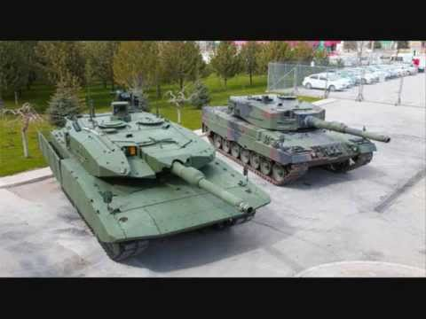 Leopard 2 Tank Updates For 2010/11 Inc Leopard 2A4M CAN Leopard 2 Evolution