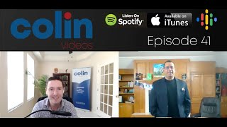 Colin Videos 41 - Jim Padilla´s journey from teenage homelessness to self made millionaire.