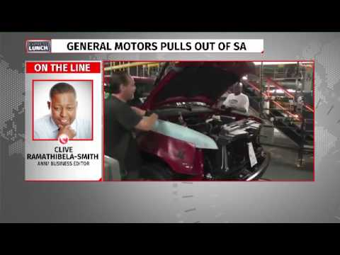 General motors to leave SA