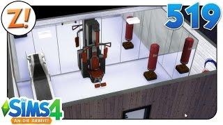 Sims 4 [An die Arbeit]: Für die Sport-Fanatiker #519 | Let