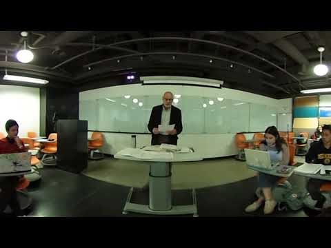 360° Video:  Free Speech Class - full discussion