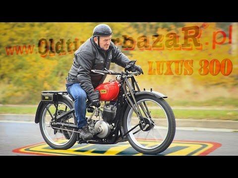OldtimerbazaR ~ DKW Luxus 300 - opowiada Piotr Kawałek