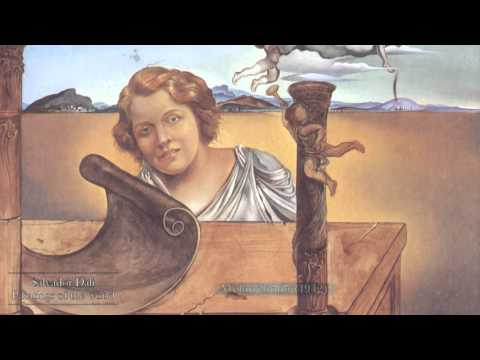 Paintings of the World - Salvador Dalí - Part 5