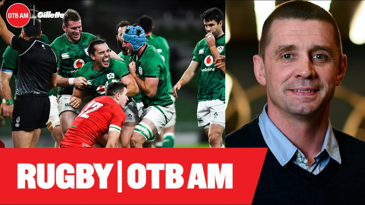Alan Quinlan | Reset your Expectations for this Ireland team | Front-row Reshuffles