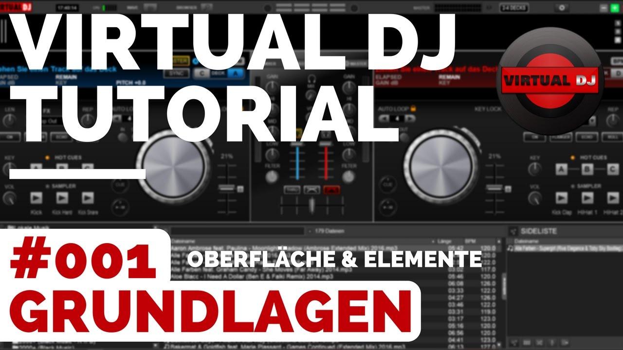 Virtual Dj 8 Deutsch