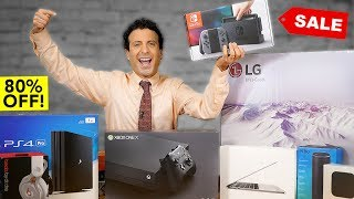 Best Pre-Black Friday 2017 Deals available RIGHT NOW!