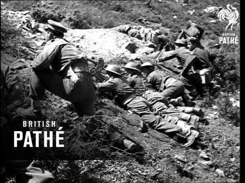 Warfare In Greece AKA  Troops In Action: Greece   (1948)