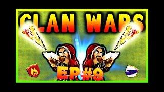 Clash of Clans- Fulmini al 5 + War vinta #9[Brown]