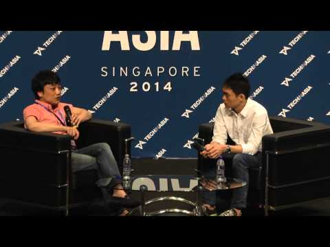 [Startup Asia Singapore 2014] Fireside Chat: How Gumi Plans to Dominate the Mobile Gaming World