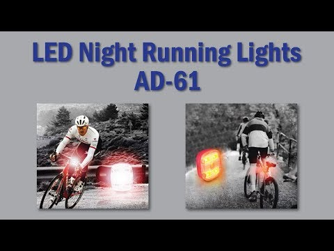 Led Outdoor Sport Products Are Novel For Many People - AD 61