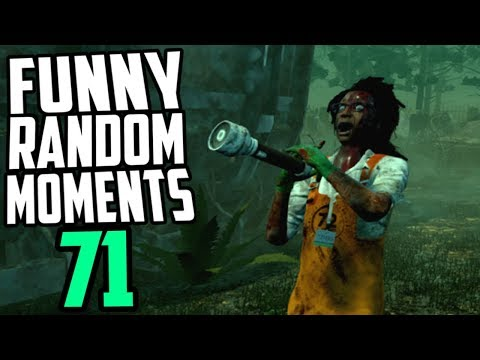 Dead by Daylight funny random moments montage 71