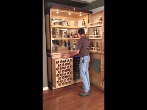 Perfect Liquor Cabinet With Liquor Cabinet