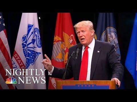 Judge Approves $25 Million Settlement For Donald Trump University Lawsuit | NBC Nightly News