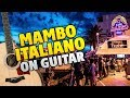 MAMBO ITALIANO Kuhnya OST Fingerstyle Guitar Cover Chords And Tabs mp3