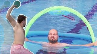 Havuzda Penaltı Kapışması Yaptık