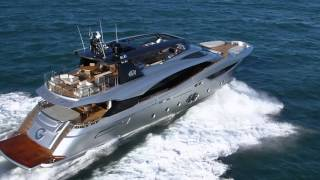 Monte Carlo Yachts 105 - Simpson Marine | Singapore Yacht Show Exhibitor